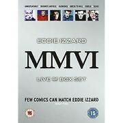 Eddie Izzard DVD
