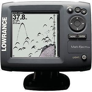 Lowrance Depth Finder >> Lowrance Fish Finder   eBay