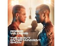 Robbie Williams - The Heavy Entertainment Show - Standing, Murrayfield, Edinburgh Fri 9 Jun 2017