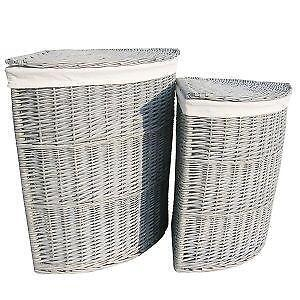 Corner Linen Baskets
