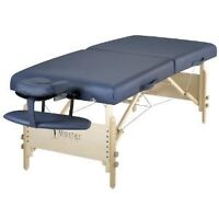"""Massage Table - Master 30"""" with Travel Case + Accessories"""
