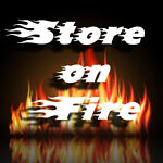 Store on Fire