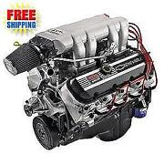 502 Chevy Engine