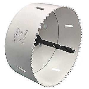 "WANTED 4.25"" hole saw"