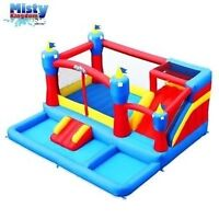 Bouncy house water park for rent $100 (24 hrs)