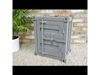 Container bedside cabinet