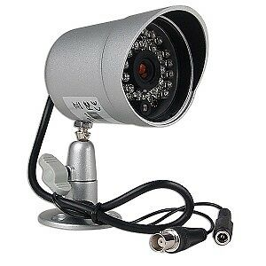 Aposonic Sony CCD CCTV Surveillance Security Outdoor Camera