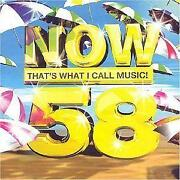 Now Thats What I Call Music 58