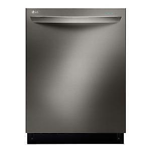 Lave-vaisselle LG super fiable et silencieuse 42dB en acier inoxydable