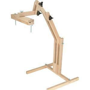 Edmunds Adjustable Craft Floor Stand