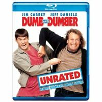 Dumb and Dumber: Unrated [Blu-ray] - Sealed