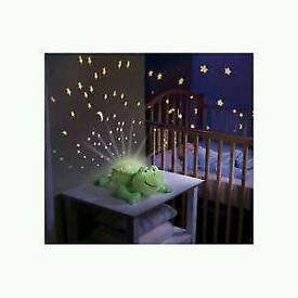 SUMMER FROG NIGH LIGHT PROJECTOR WITH WHITE NOISE