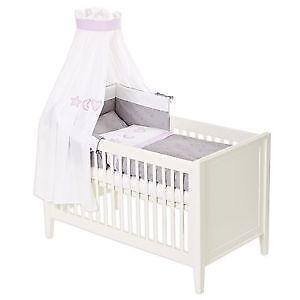 baby bettset jetzt online bei ebay entdecken ebay. Black Bedroom Furniture Sets. Home Design Ideas