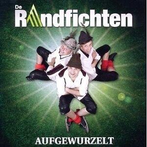 """DE RANDFICHTEN """"AUFGEWURZELT"""" CD NEU"""