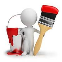 Experienced Painter Looking for Odd Jobs