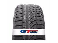 X4 GT-Radial Champiro Winterpro HP 195/55 R16 as new
