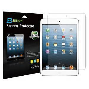 Ipad 2/3/4 Screen protectors (2 in the package)