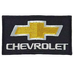 Chevrolet Bow Tie Embroidery Design