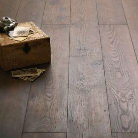 Antique Chestnut - schreiber laminate flooring- 7 packs (12.11sqm)
