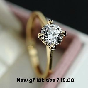 rings all brand new only 5 each in box