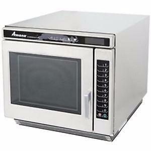 RC30S2 Heavy-Duty Stainless Steel Commercial Microwave Oven