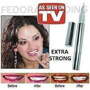 Tooth Whitening Bleach