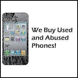  WE BUY ALL APPLE (IPHONE)(GOOD CONDITION OR BROKEN)