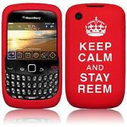 Keep Calm and Stay Reem Blackberry Case