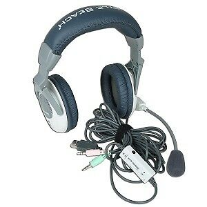 Universal Gaming Headphones compatible with Xbox 360