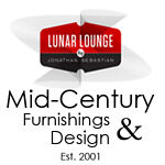 Lunar Lounge Retro Furniture Design