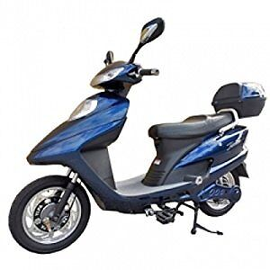 NEW TaoTao ATE-501 48V Electric Scooter @ Bryan's Online Auction