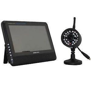 Wireless Security Camera System Ebay