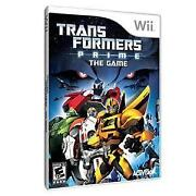 Transformers The Game Wii
