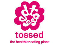 Full time; fully flexible Team needed for Tossed -The Healthier eating place