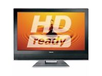 """Toshiba 37"""" inch HD Ready LCD TV with Built-in Freeview, 2 x HDMI not 32 39 40 42 Will Deliver"""