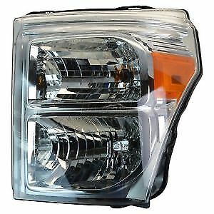 NEW DRIVER SIDE HEADLIGHT 2011-2016 FORD SUPERDUTY F250 to F550