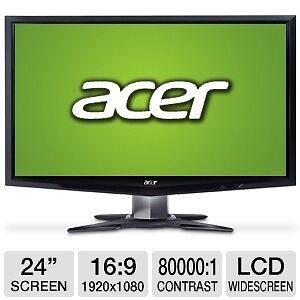 Acer g245h monitor