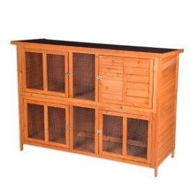 Rabbit / Guinea pig hutch for sale