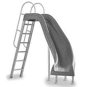 Pool slide ebay - Used swimming pool slides for sale ...