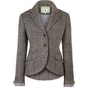 Womens Tweed Blazer | eBay