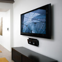 """TV wall mounts with Installation from 23"""" to 60"""" only $74.99"""