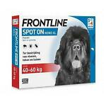 Frontline Spot on Hond XL 4 pipetten