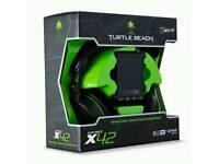 Turtle Beach X42 wireless headset