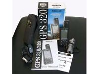Magellan GPS 320 Outdoor Hiking GPS Unit