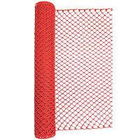 Plastic orange barrier (snow) fencing, brand new