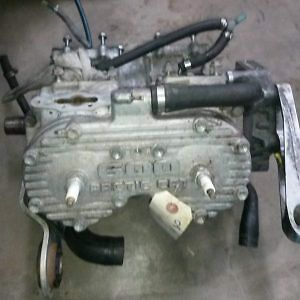 2008 Arctic Cat F6 600 Motor