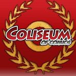Coliseum of Comics Warehouse