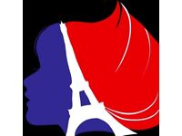 Private French tuition with native professional
