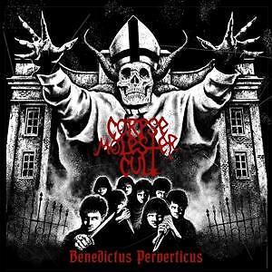 Corpse Molester Cult - Benedictus Perverticus - CD