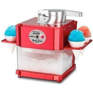 Cuisinart Snow Cone & Halo-Halo Maker SCM-100C
